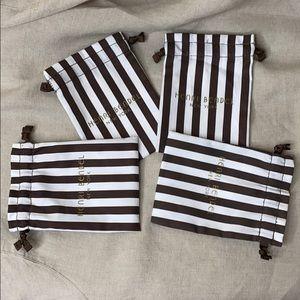Henri Bendel Small Drawstring Bag